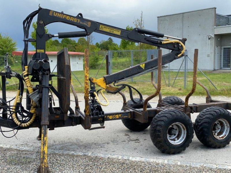 Rückewagen & Rückeanhänger des Typs Uniforst Economy, Gebrauchtmaschine in Kienberg (Bild 1)