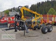 Rückewagen & Rückeanhänger typu Uniforst FORSTKRAN 6,3M - 11,5T, Vorführmaschine w Attnang-Puchheim