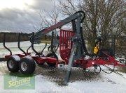 Unterreiner Forest Master RW 8 - FK 6100 Трелевочные прицепы