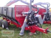 Unterreiner RW14 + FK7000 Remorcă pentru bușteni