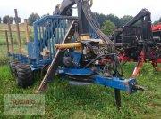 Vreten RW 12+FK 7500 Remorca & Remorca pentru busteni