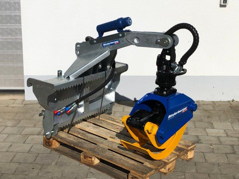 Binderberger RZ 1200 light fatörzsemelő-szállító