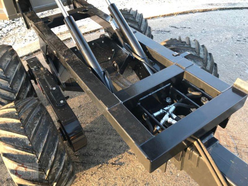 Rückezug des Typs Kinetic 8x8 5,5m Kran Winde Kipper Erdbohrer, Neumaschine in Tiefenbach (Bild 19)