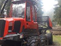 Komatsu 855 Arrastre forestal