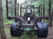 Rückezug des Typs Logset 4 F, Gebrauchtmaschine in Zeulenroda-Triebes