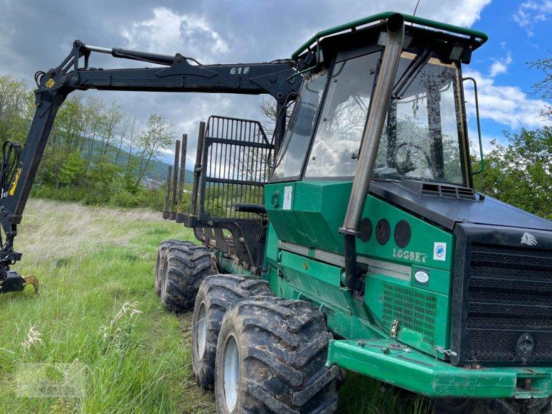 Rückezug типа Logset 4F neuer Motor 8 neue Reifen wie Valmet Ponsse Timberjack, Gebrauchtmaschine в March (Фотография 1)