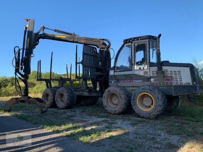 Logset 8F fatörzsemelő-szállító