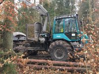 Pfanzelt Felix 180 6WD Rückezug