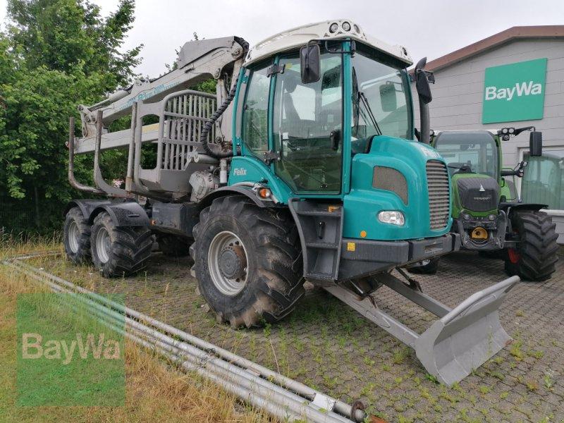 Rückezug des Typs Pfanzelt Felix 211 6WD, Gebrauchtmaschine in Eging am See (Bild 1)