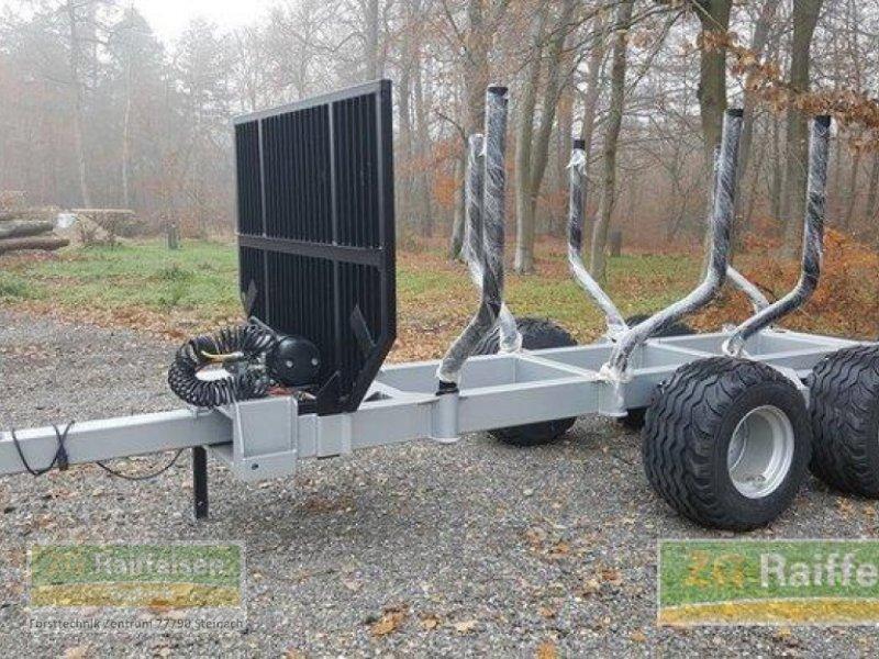 Rückezug des Typs Schlang & Reichart Rückewagen SR 1100 solo, Neumaschine in Steinach (Bild 1)
