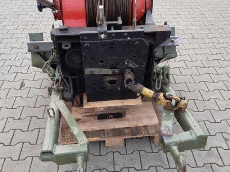 Rückezug des Typs Sonstige SEILWINDE, Gebrauchtmaschine in Walsrode (Bild 3)
