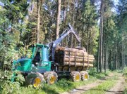 Rückezug типа Timberjack 1110C, Gebrauchtmaschine в Egglham