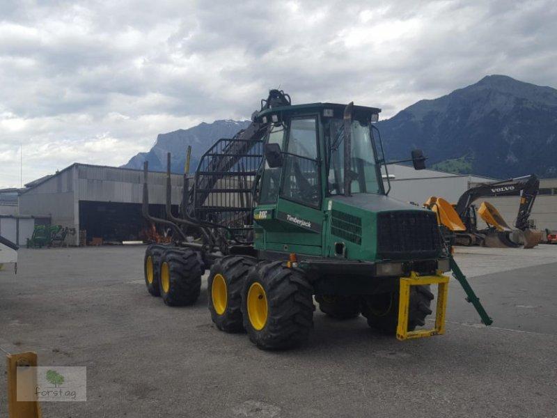 Rückezug des Typs Timberjack 810 C nur 8400 MAS wie Valmet Ponsse John Deere, Gebrauchtmaschine in March (Bild 1)