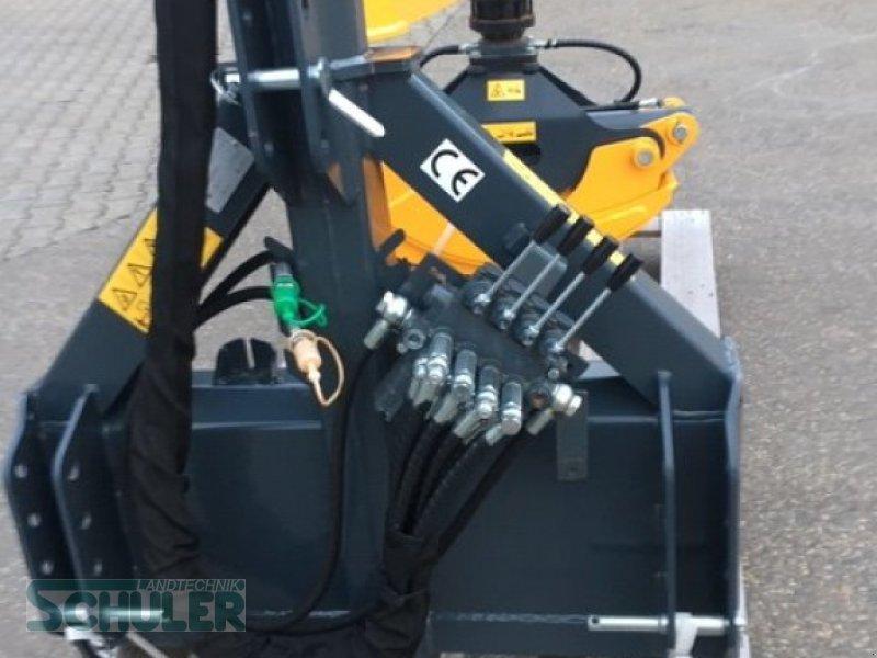 Rückezug a típus Uniforest Scorpion pro 3, Neumaschine ekkor: St. Märgen (Kép 3)