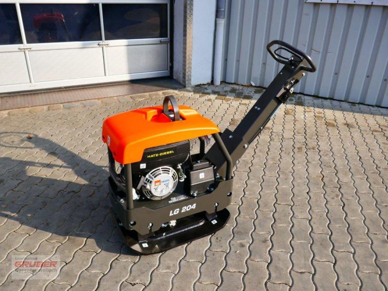 Rüttelplatte typu Husqvarna LG 204 Hatz Dieselmotor, Gebrauchtmaschine v Dorfen (Obrázok 1)