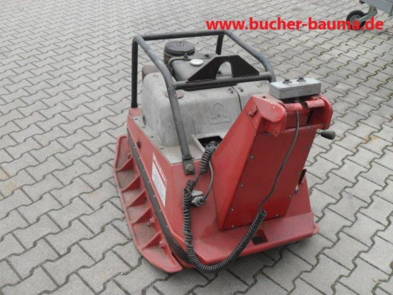 Rüttelplatte des Typs Wacker Rüttelplatte 600kg, Gebrauchtmaschine in Obrigheim (Bild 1)