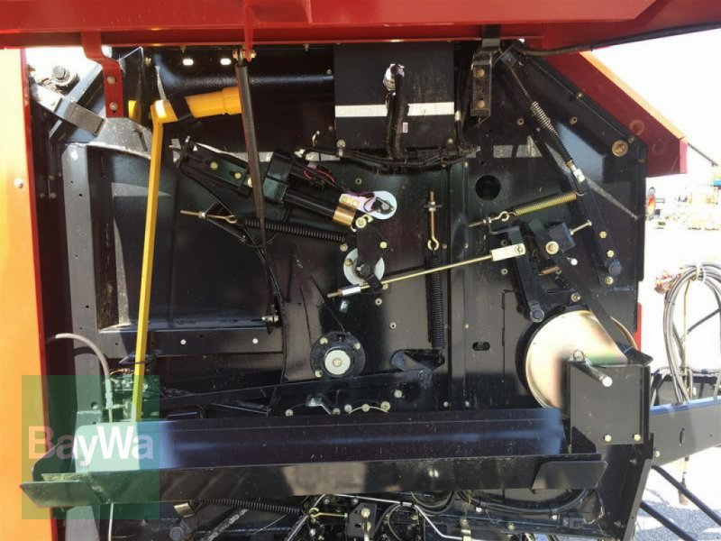 Rundballenpresse des Typs Case IH RB 344 RC, Gebrauchtmaschine in Bogen (Bild 10)