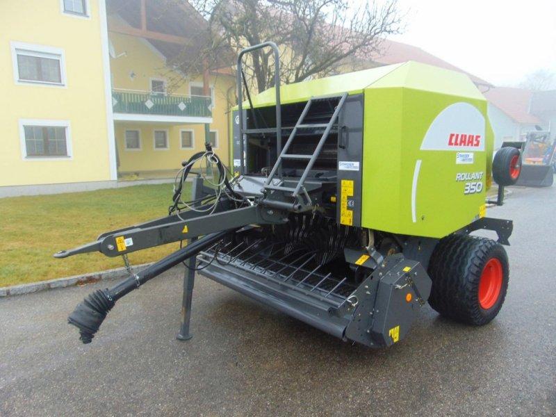 Rundballenpresse des Typs CLAAS Rolland 350 RC, Gebrauchtmaschine in Neukirchen am Walde  (Bild 1)