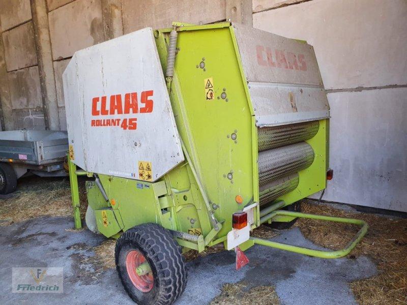 Rundballenpresse des Typs CLAAS Rolland 45, Gebrauchtmaschine in Bad Lausick (Bild 1)