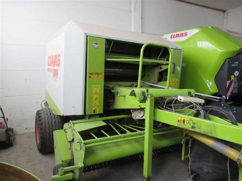 Rundballenpresse des Typs CLAAS ROLLANT 250 RC, Gebrauchtmaschine in Obersöchering (Bild 1)