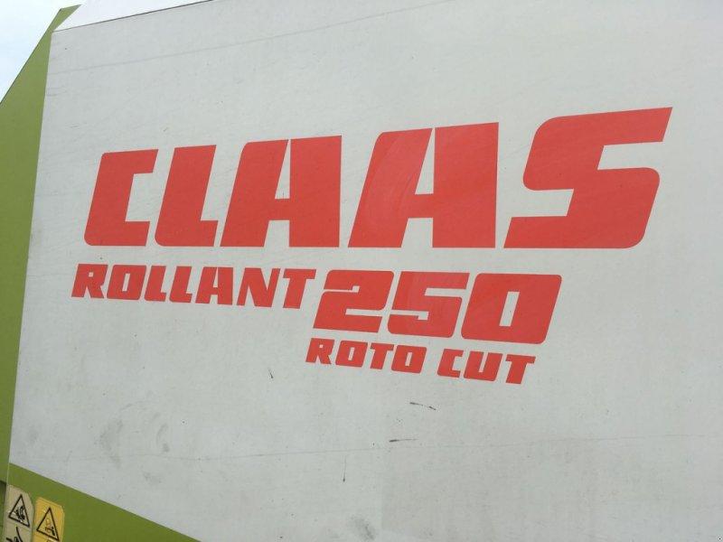 Rundballenpresse des Typs CLAAS Rollant 250 RC, Gebrauchtmaschine in Villach (Bild 10)