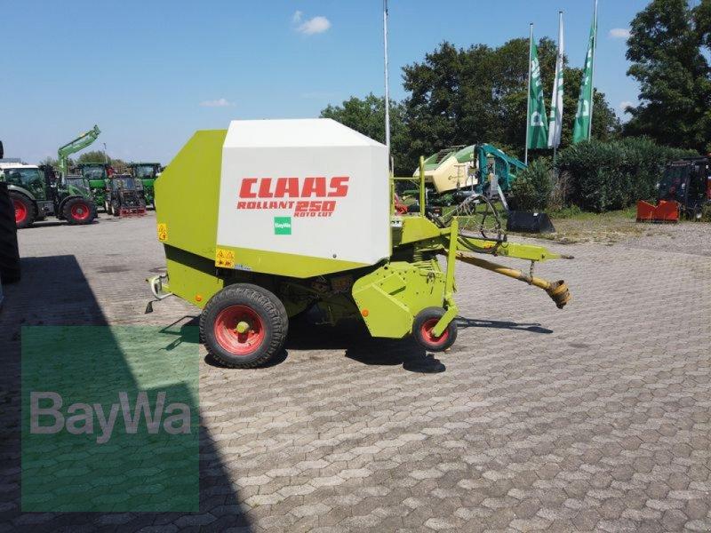 Rundballenpresse des Typs CLAAS ROLLANT 250, Gebrauchtmaschine in Manching (Bild 4)