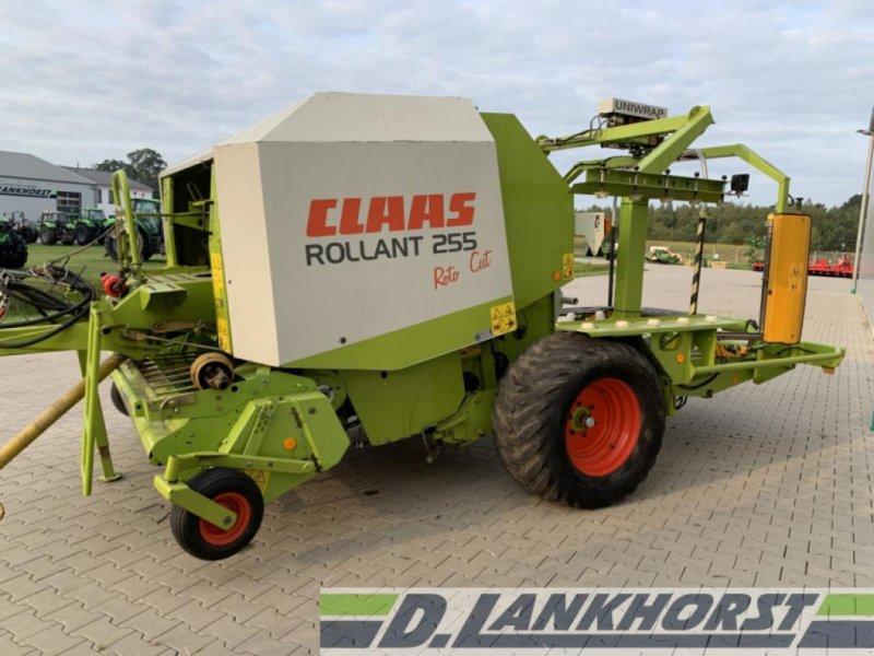 Rundballenpresse des Typs CLAAS Rollant 255 RC UNIWR, Gebrauchtmaschine in Emsbüren (Bild 1)