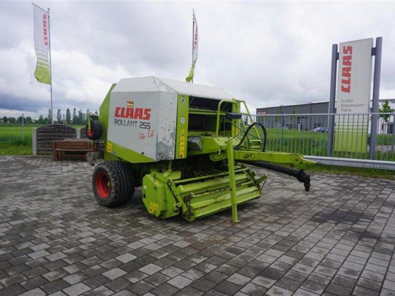 Rundballenpresse des Typs CLAAS ROLLANT 255 RC, Gebrauchtmaschine in Töging a. Inn (Bild 1)