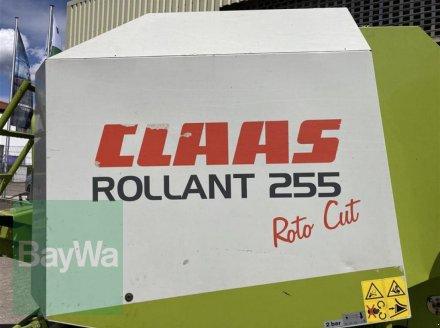 Rundballenpresse des Typs CLAAS ROLLANT 255 RC, Gebrauchtmaschine in Schwäbisch Gmünd - Herlikofen (Bild 1)
