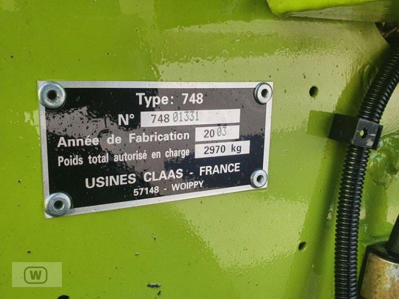 Rundballenpresse typu CLAAS Rollant 255 RC, Gebrauchtmaschine v Zell an der Pram (Obrázok 20)