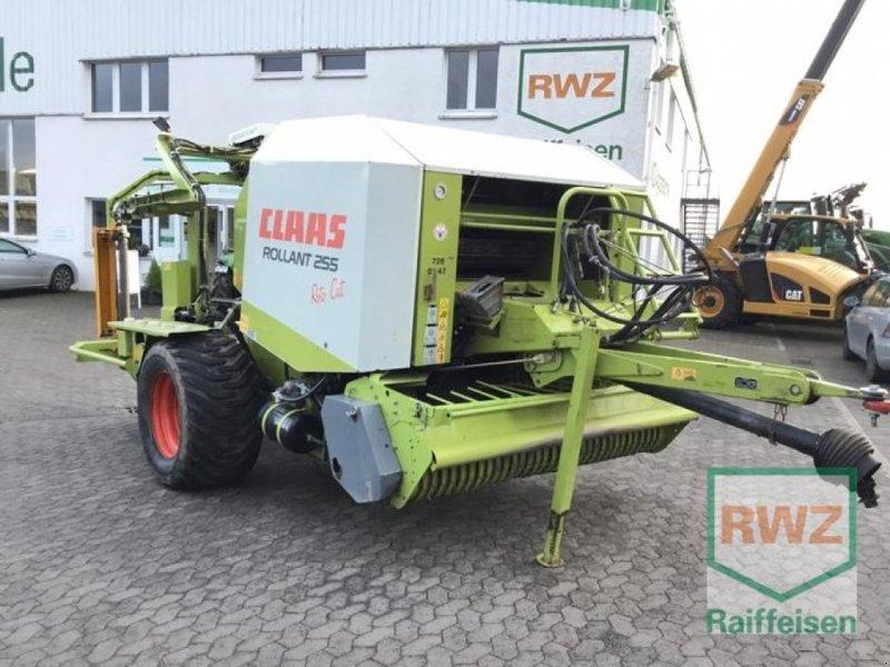 Rundballenpresse des Typs CLAAS Rollant 255 Uniwrap, Gebrauchtmaschine in Kruft (Bild 1)