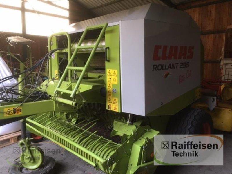 Rundballenpresse des Typs CLAAS Rollant 255, Gebrauchtmaschine in Homberg/Efze (Bild 4)