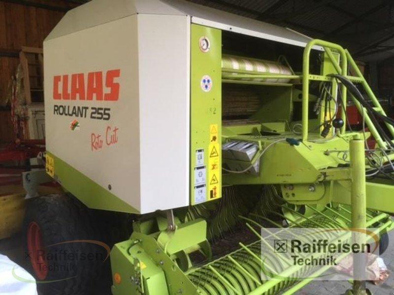 Rundballenpresse des Typs CLAAS Rollant 255, Gebrauchtmaschine in Homberg/Efze (Bild 2)