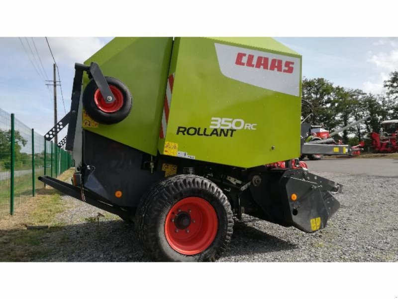 Rundballenpresse typu CLAAS ROLLANT 350 RC, Gebrauchtmaschine v MONTIGNAC (Obrázok 1)