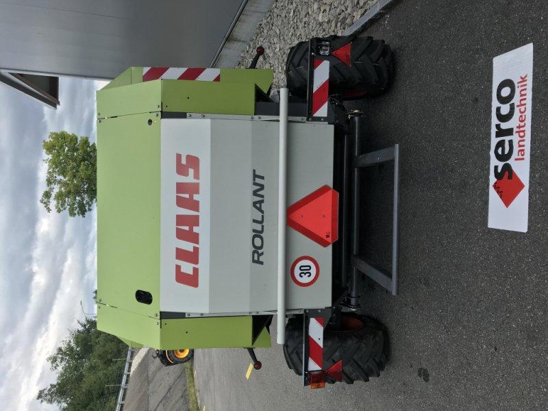 Rundballenpresse des Typs CLAAS ROLLANT 350 RC, Gebrauchtmaschine in Oberbipp (Bild 2)
