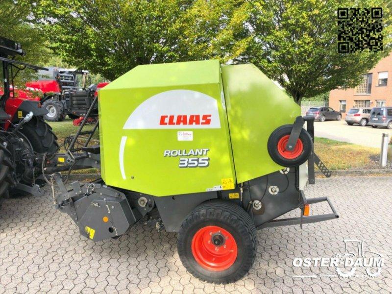 Rundballenpresse des Typs CLAAS Rollant 355 RC, Gebrauchtmaschine in Kaisersesch (Bild 1)