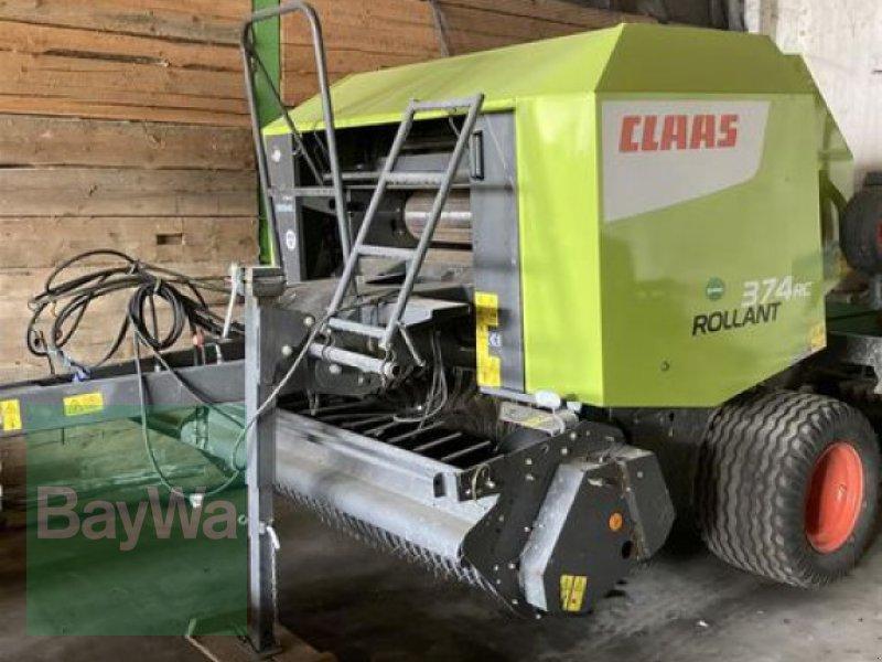 Rundballenpresse des Typs CLAAS ROLLANT 374 RC, Gebrauchtmaschine in Brackenheim (Bild 1)