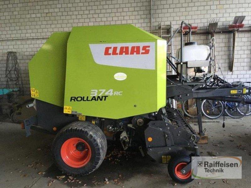 Rundballenpresse des Typs CLAAS Rollant 374 RC, Gebrauchtmaschine in Bützow (Bild 1)