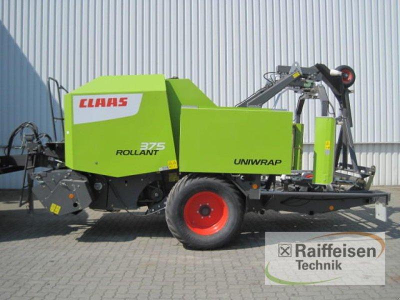 Rundballenpresse des Typs CLAAS Rollant 375 RC Pro Uniwrap, Gebrauchtmaschine in Holle (Bild 1)