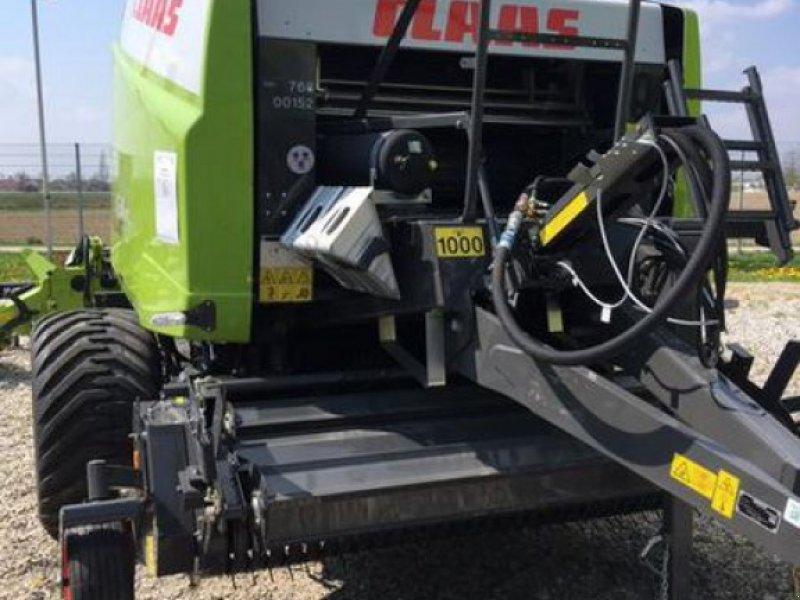 Rundballenpresse des Typs CLAAS ROLLANT 454 RC PRO, Vorführmaschine in Moos-Langenisarhofen (Bild 2)