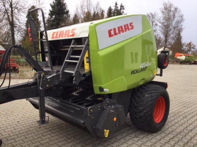 Rundballenpresse des Typs CLAAS ROLLANT 454 RC PRO, Gebrauchtmaschine in Töging a. Inn (Bild 1)