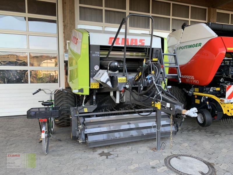 Rundballenpresse des Typs CLAAS ROLLANT 454 RC PRO, Vorführmaschine in Weidenbach (Bild 1)