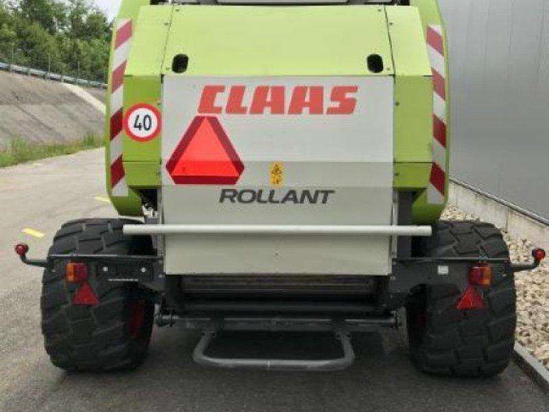 Rundballenpresse des Typs CLAAS ROLLANT 455 RC-25, Gebrauchtmaschine in Oberbipp (Bild 3)