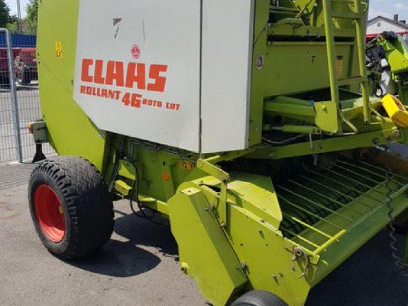 Rundballenpresse des Typs CLAAS ROLLANT 46, Gebrauchtmaschine in Cham (Bild 1)
