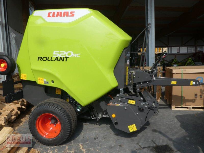 Rundballenpresse des Typs CLAAS ROLLANT 520 RC, Neumaschine in Geiersthal (Bild 1)