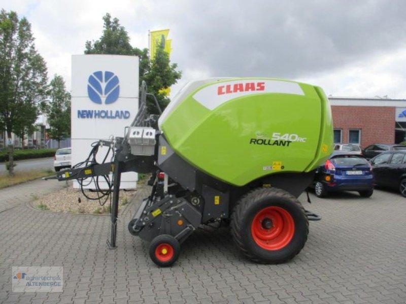 Rundballenpresse des Typs CLAAS Rollant 540 RC Comfort, Gebrauchtmaschine in Altenberge (Bild 1)