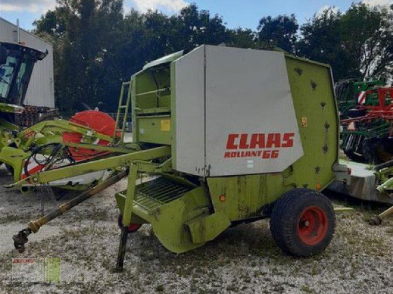 Rundballenpresse des Typs CLAAS ROLLANT 66, Gebrauchtmaschine in Vohburg (Bild 2)