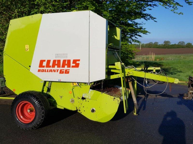 Rundballenpresse typu CLAAS Rollant 66, Gebrauchtmaschine v Honigsee (Obrázok 1)
