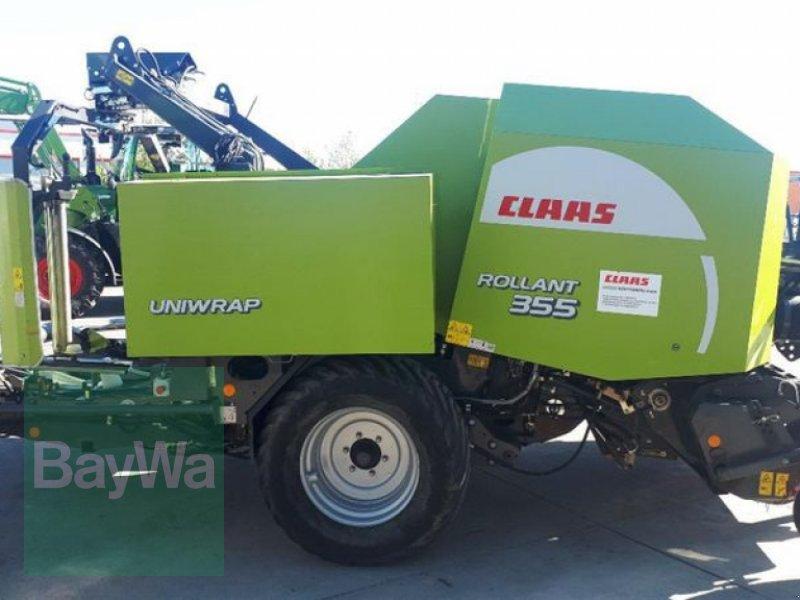 Rundballenpresse του τύπου CLAAS UNIWRAP 335 PRESS-WICKELKOMBI, Gebrauchtmaschine σε Nufringen (Φωτογραφία 9)
