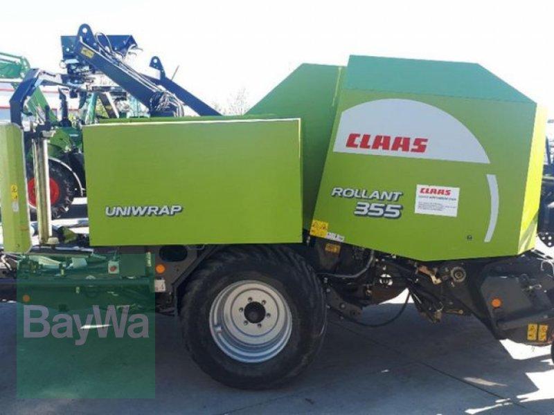 Rundballenpresse του τύπου CLAAS UNIWRAP 335 PRESS-WICKELKOMBI, Gebrauchtmaschine σε Nufringen (Φωτογραφία 8)